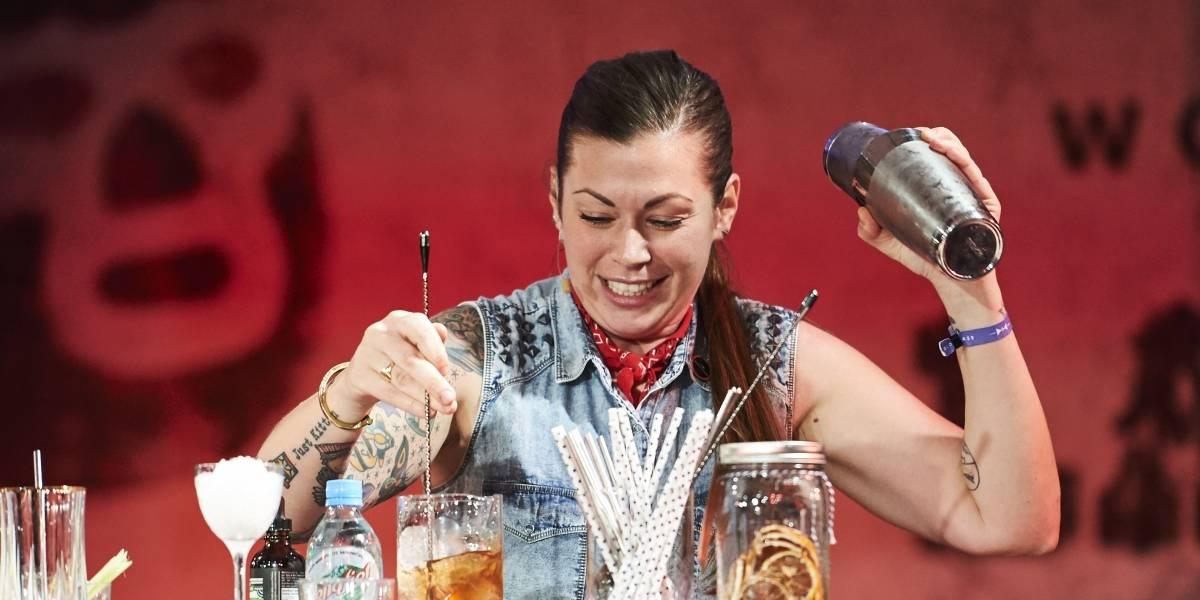 Representante de Canadá se corona como la mejor bartender del mundo