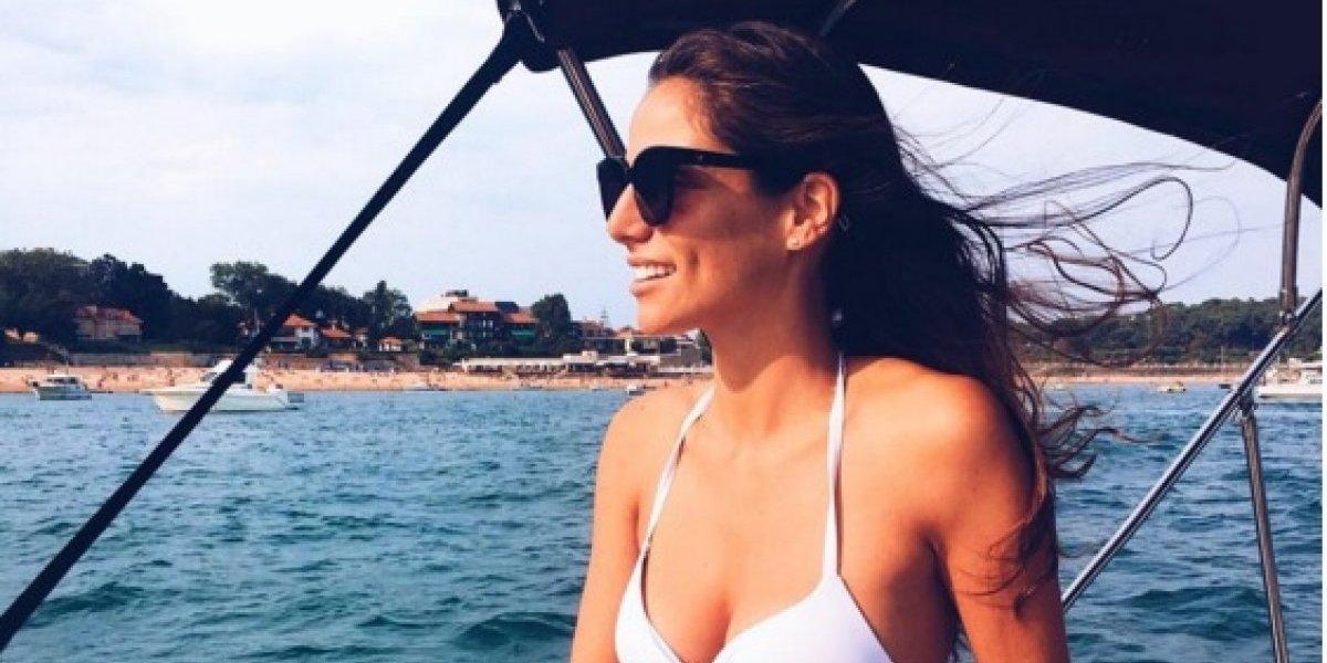 Ex de Chicharito publica un video haciendo twerking y él declara su amor a Andrea Duro