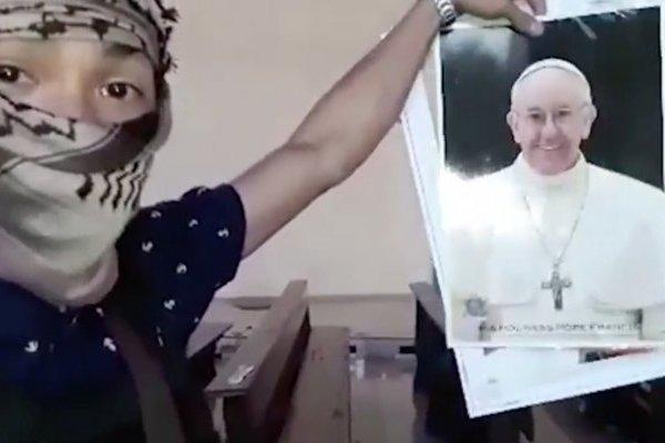 EI contra el Papa
