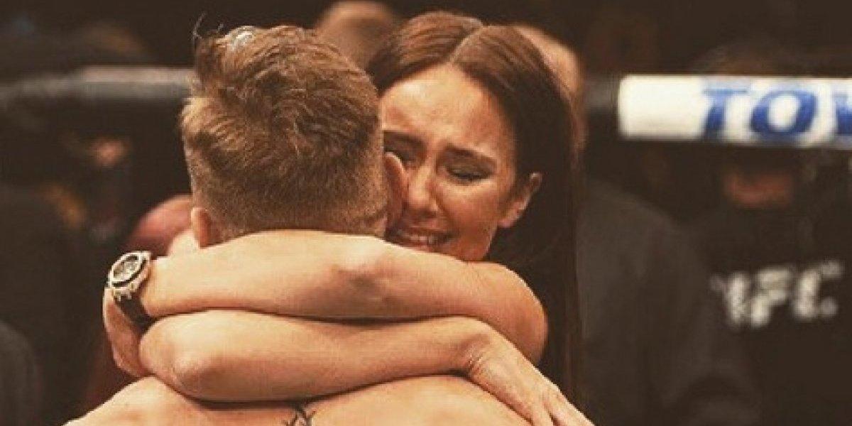 FOTOS: Dee Devlin, la novia de Conor McGregor