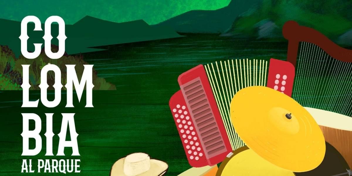 ¡No se pierda Colombia al Parque 2017!