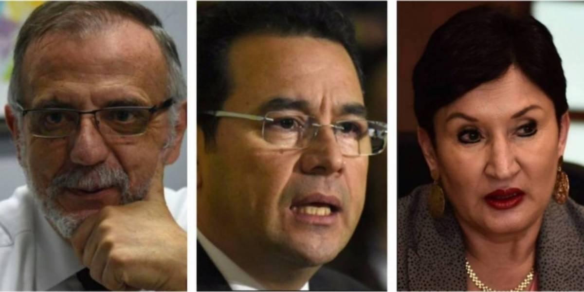 Redes sociales explotan ¿a favor y en contra de Jimmy Morales?