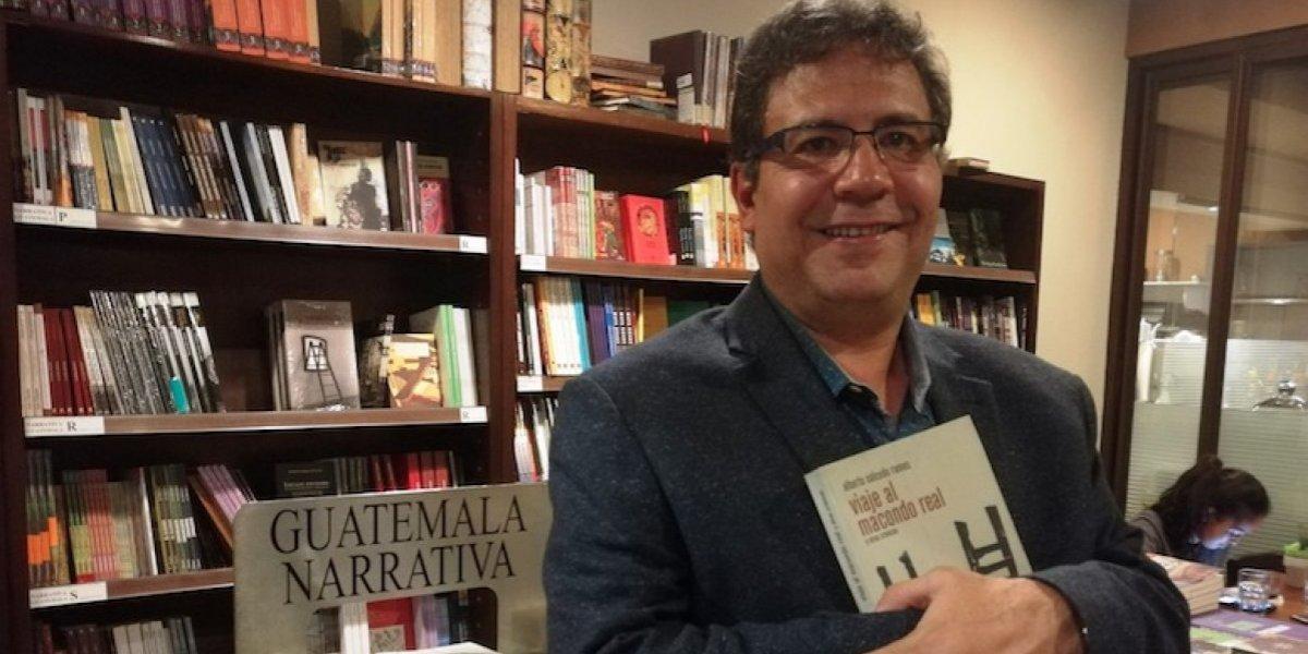 El reconocido escritor Alberto Salcedo Ramos visitó Guatemala para compartir sus experiencias
