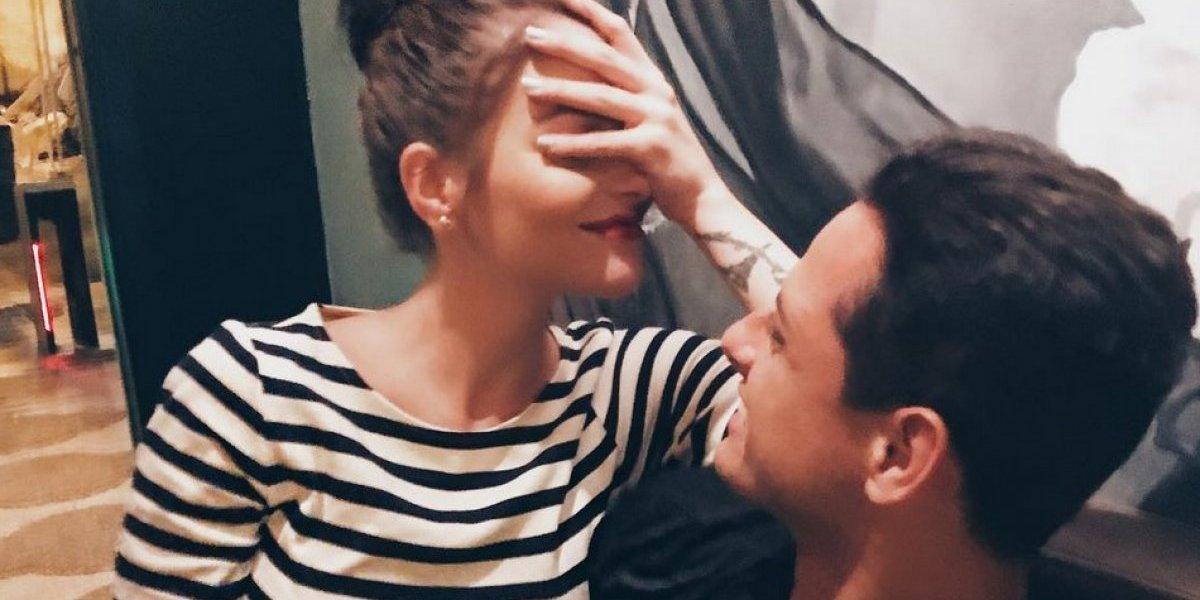 Critican a 'Chicharito' por desear estar toda la vida con su nueva novia