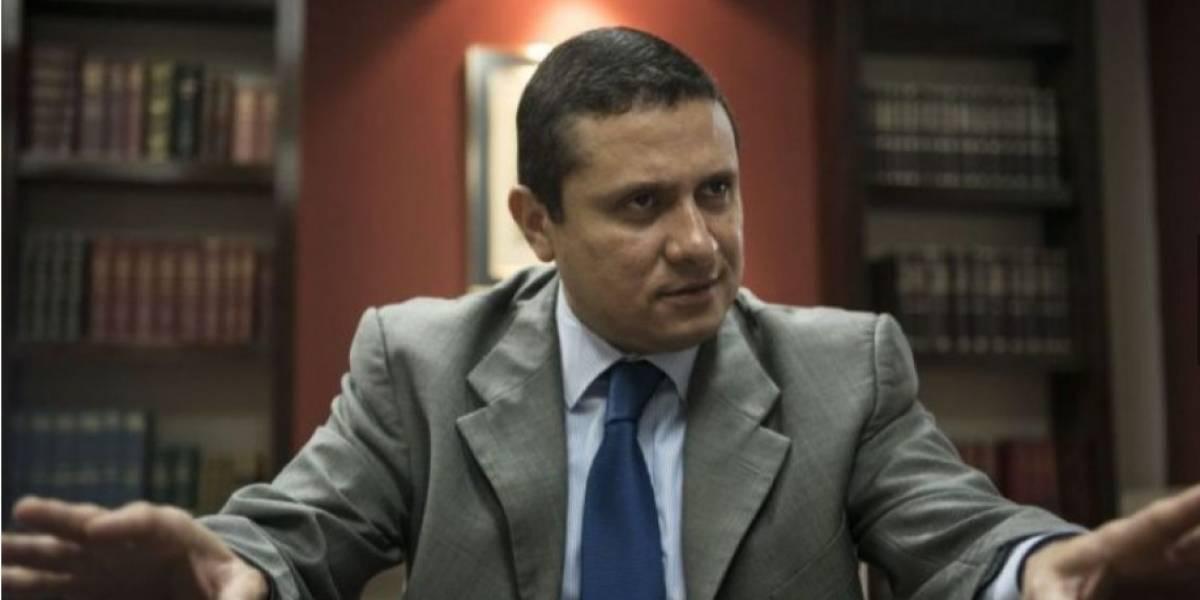 Cancillería aclara dudas sobre si ministro pidió remoción de Iván Velásquez