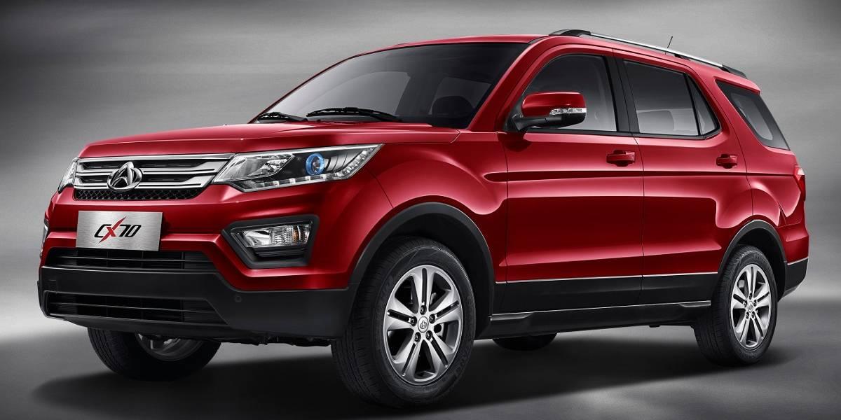 Changan hace crecer sus SUV con el nuevo CX70