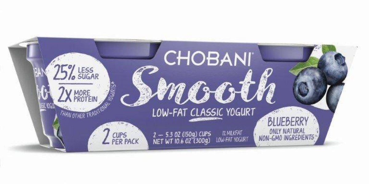 Llega Chobani Smooth, nueva alternativa en el segmento de yogur tradicional