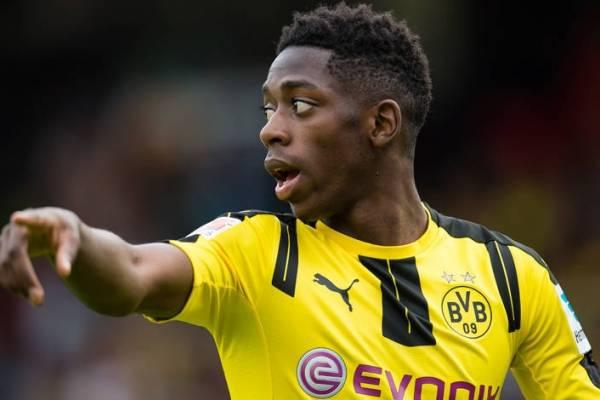 El Barça anuncia el fichaje Ousmane Dembélé