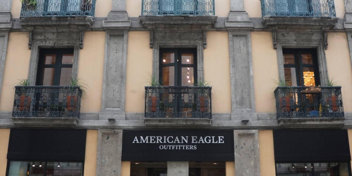 American Eagle inaugura primer flagship store en Latinoamérica