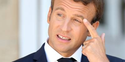 Presidente Macron gastou mais de €26 mil em maquilhagem