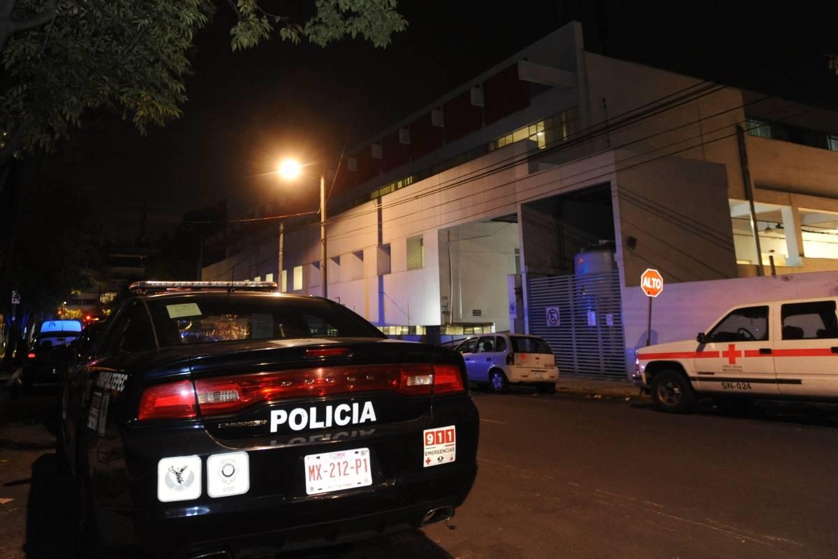 Balacera en Lomas de Chapultepec Foto: Cuartoscuro