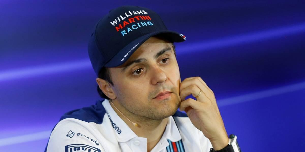Massa admite que queria correr mais um ano na F-1 pela Williams