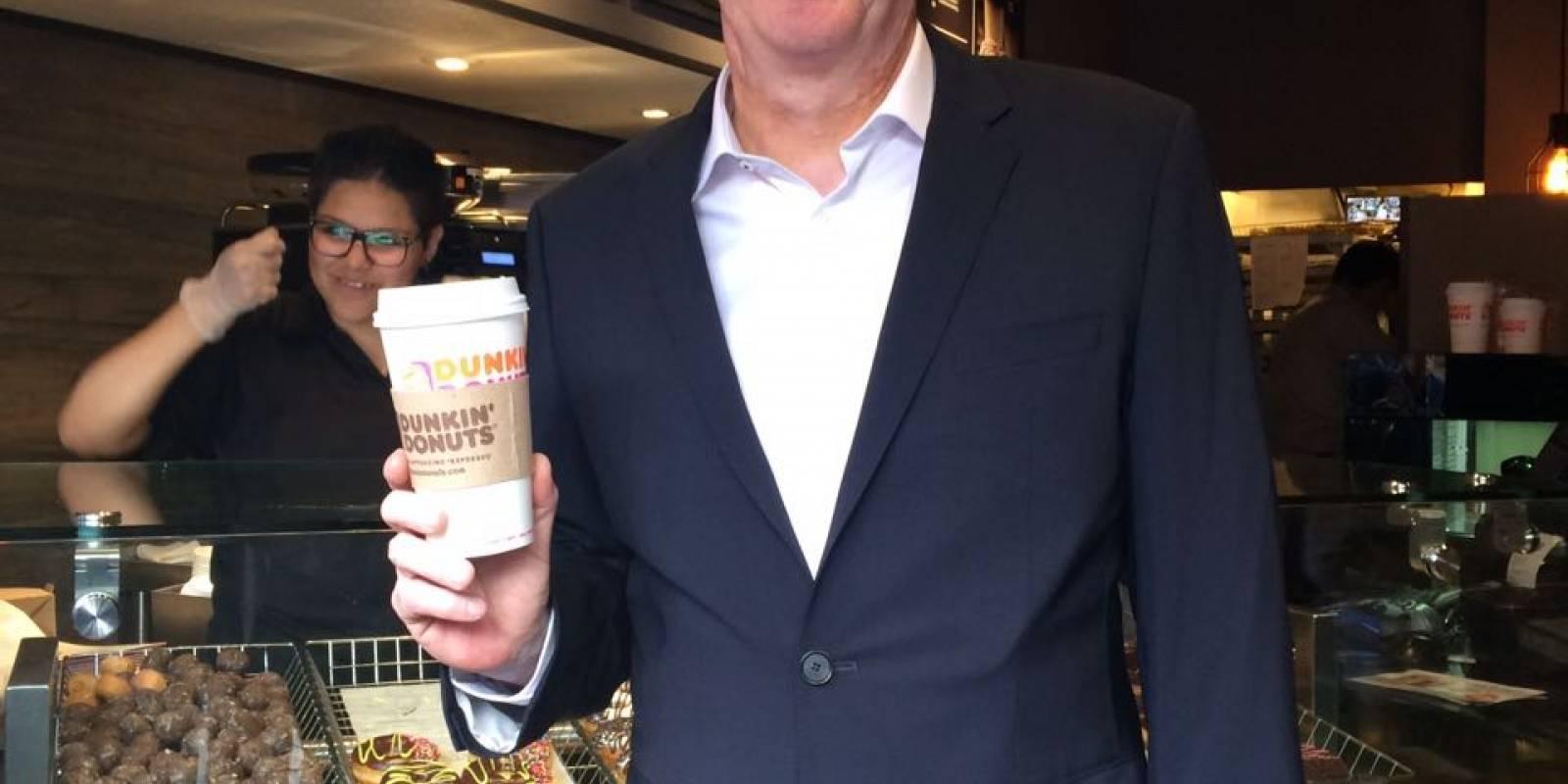 Fernando Villegas, Director General de Sizzling Platter México Cortesía