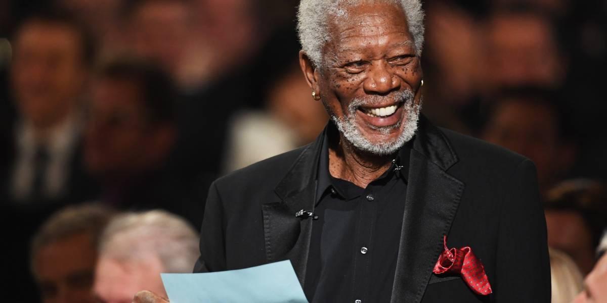 Morgan Freeman é acusado de assédio sexual por oito mulheres, diz emissora de TV