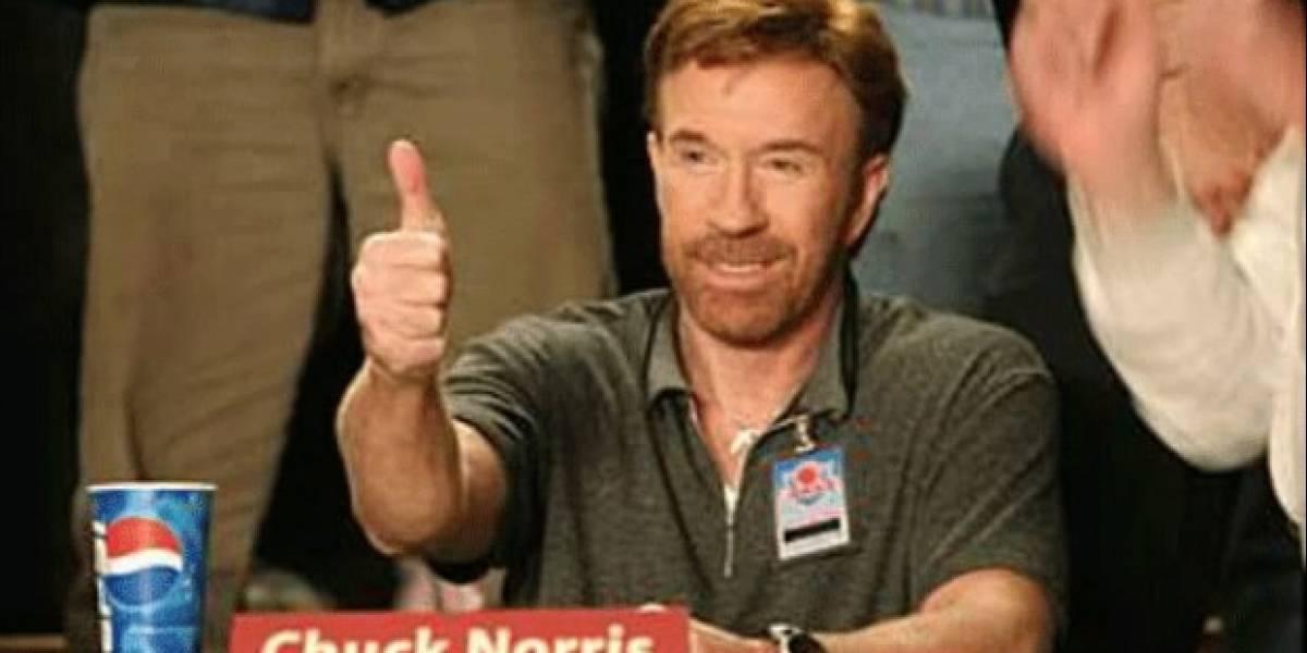 Los memes tenían razón: Chuck Norris sufre dos infartos en menos de una hora y pasó lo obvio, sobrevivió