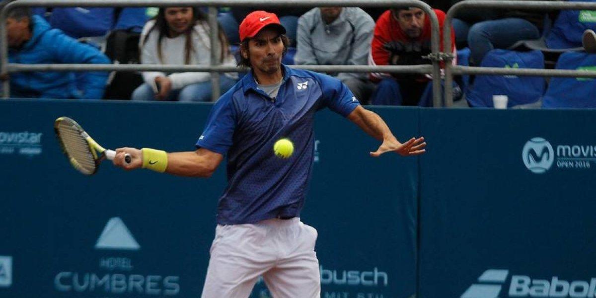 Peralta y Zeballos no pudieron conquistar su segundo título del año en dobles