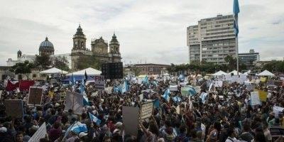 Manifestaciones 2015 plaza de la Constitución