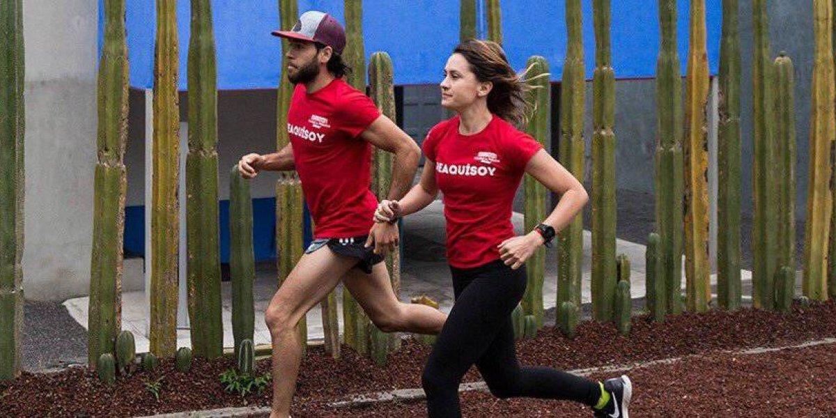 El maratón de la CDMX centra atención en los 'runners'