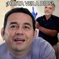 Memes por antejuicio contra Jimmy Morales