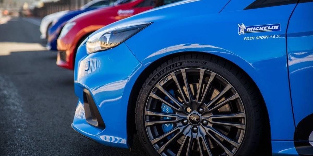 Michelin presenta su nuevo neumático de alta performance, Pilot Sport4 S
