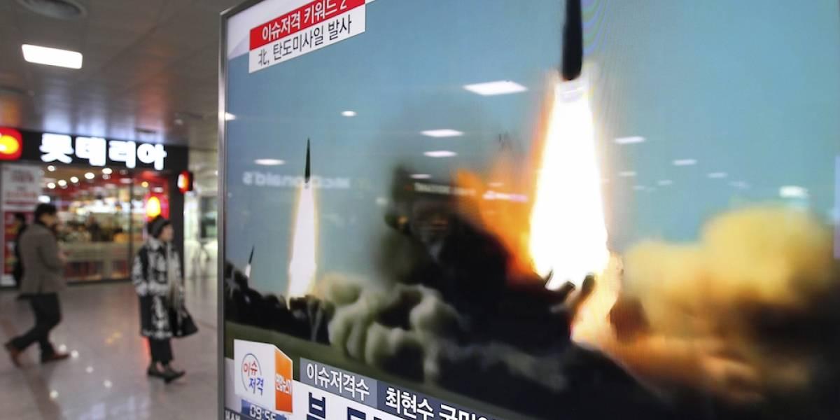 Lanzamiento de misiles norcoreanos, un total fracaso: EU