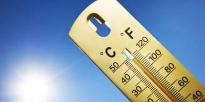 Onamet pronostica hasta 36 grados de calor
