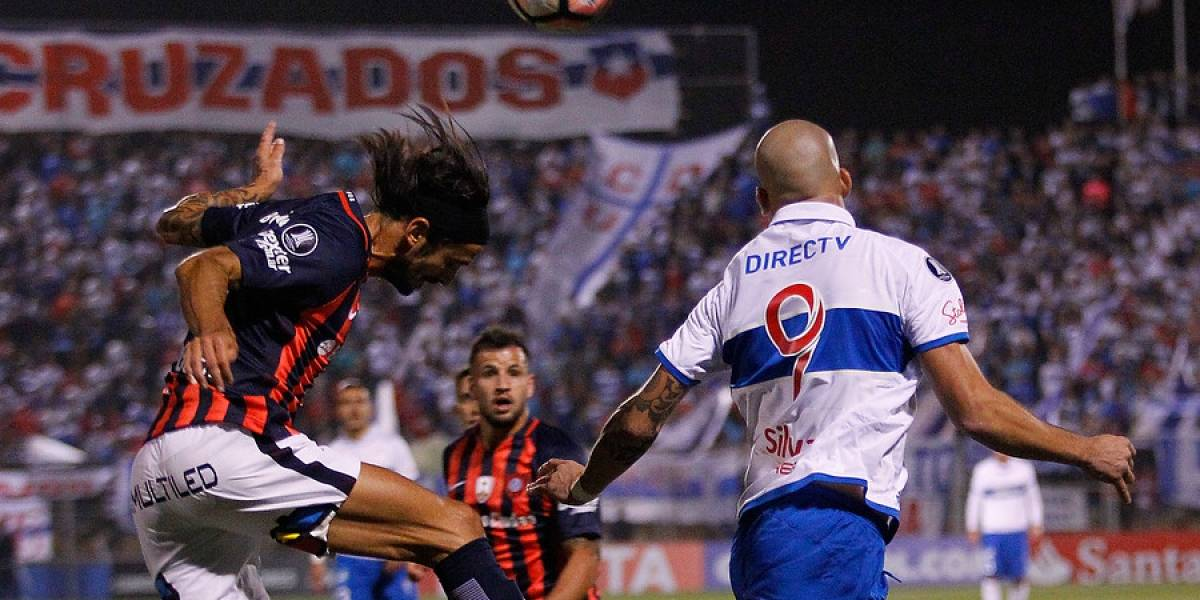 San Lorenzo quiere jugar con la UC durante visita del Papa Francisco a Chile