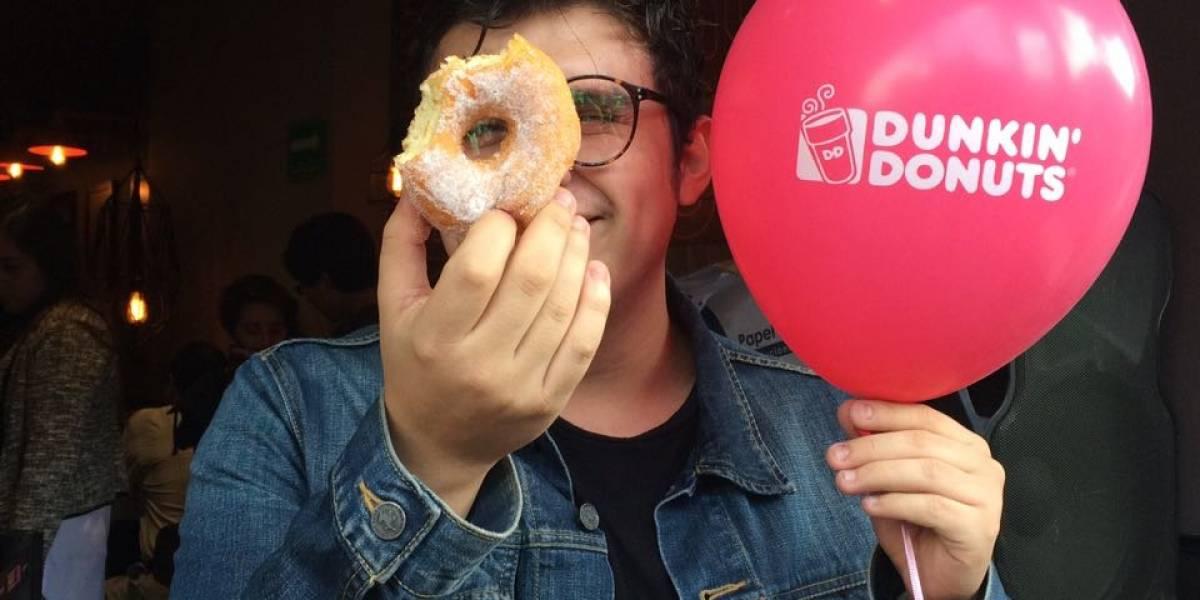 Dunkin Donuts abre su sexta sucursal en Polanco