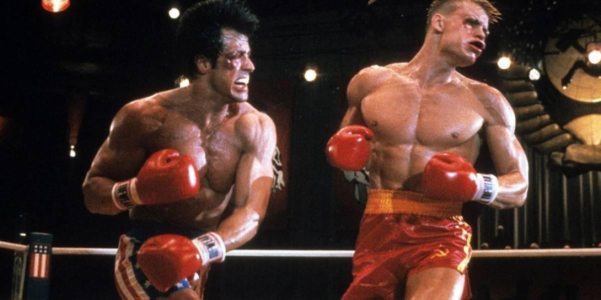 Rocky T Drago Se Volverán A Encontrar En La Película Creed 2