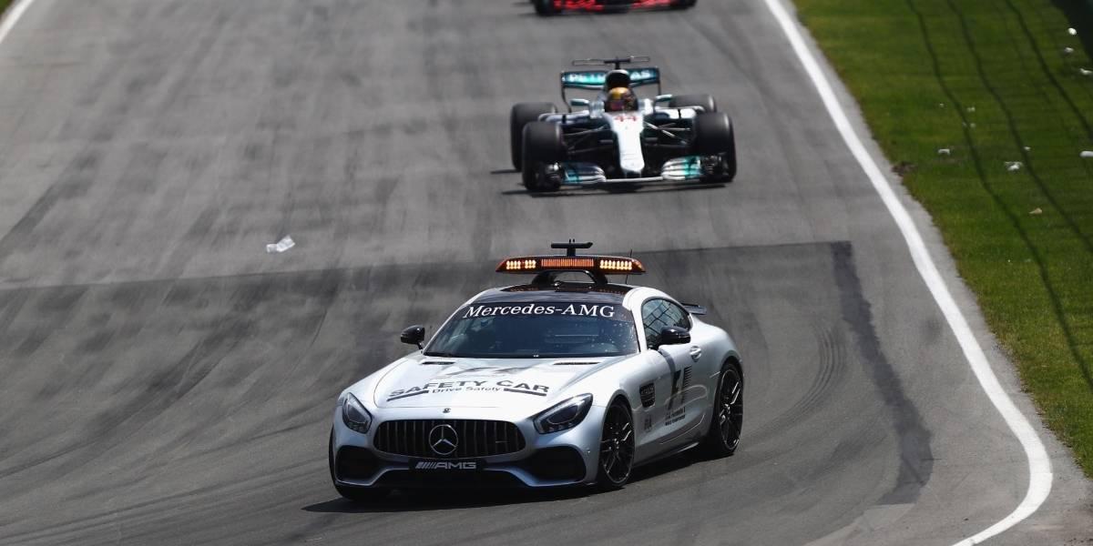 FIA quiere conducción autónoma en los safety cars