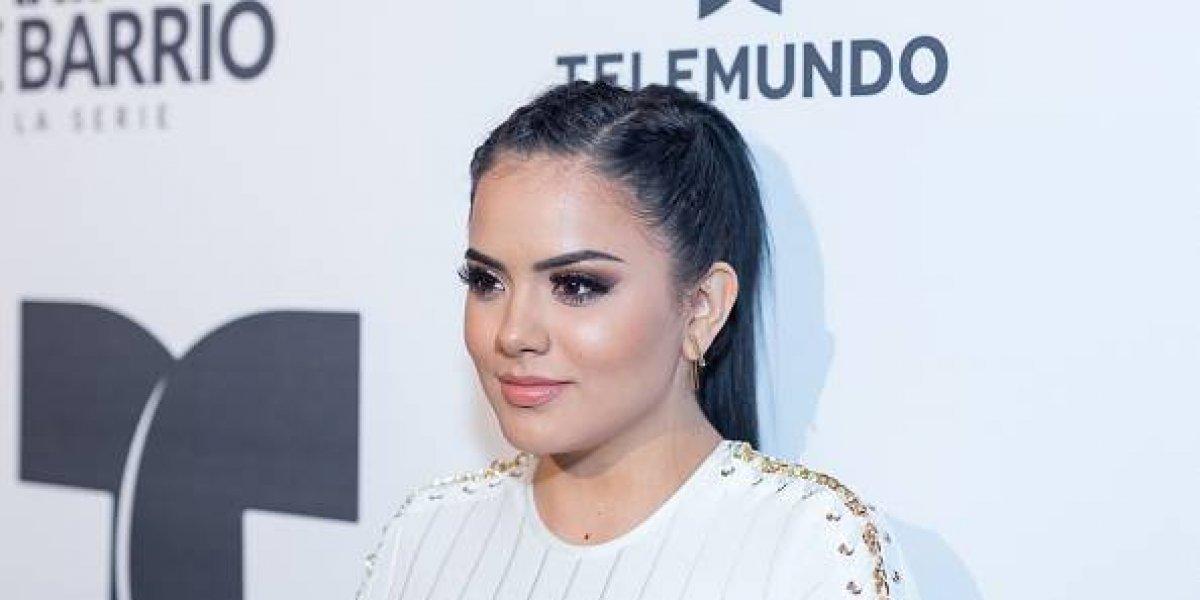 """La actriz Samadhi Zendejas lució el escote más llamativo en """"Premios Tu Mundo"""""""