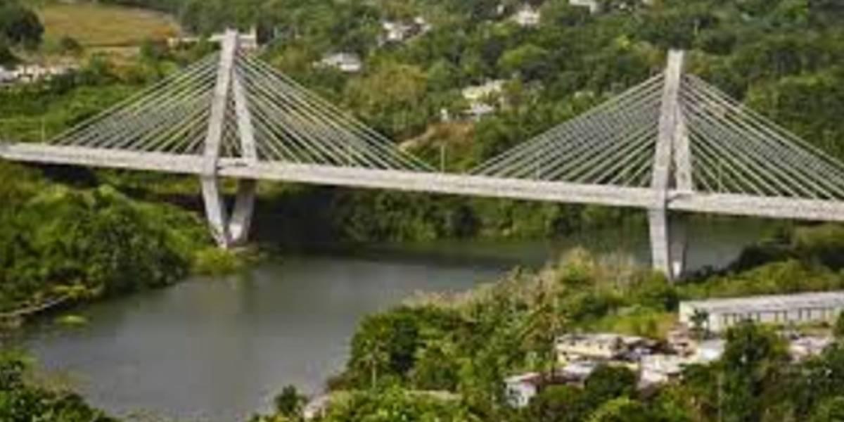 Anuncian cierre de puente atirantado en Naranjito