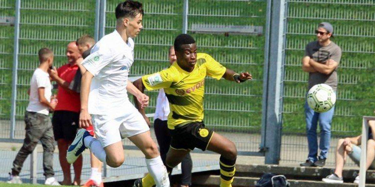 El talento y el físico de un futbolista de 12 años despiertan sospechas en Alemania