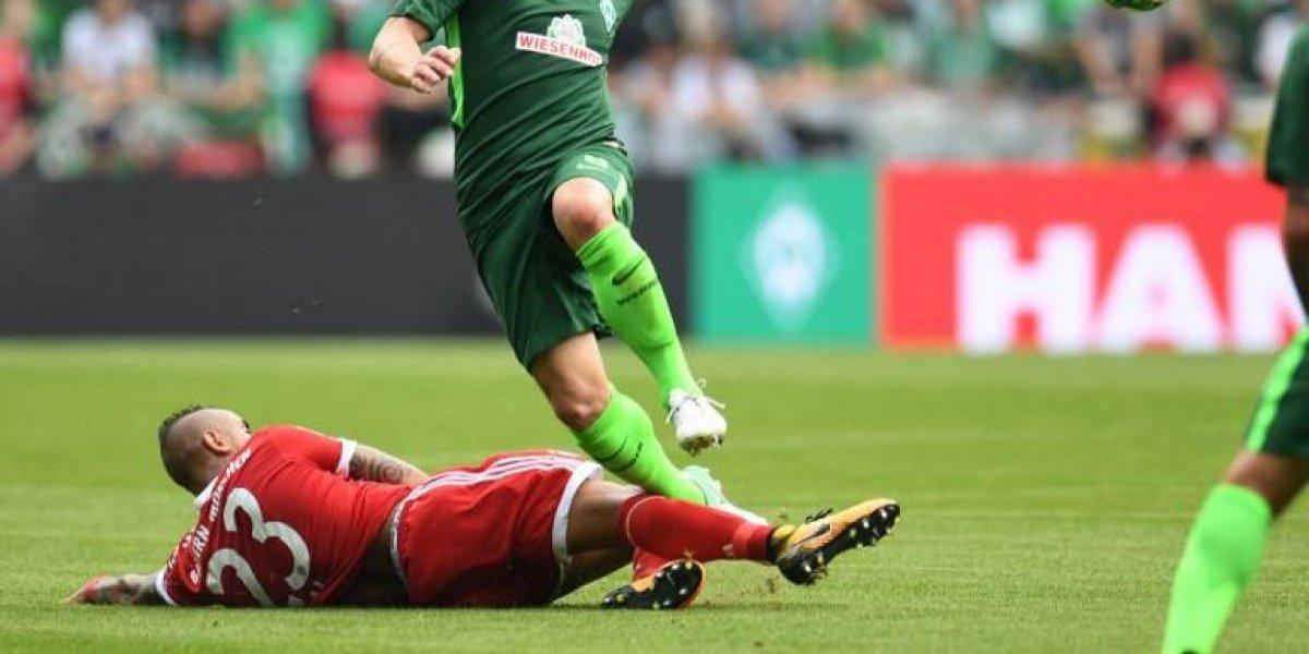 Así vivimos el triunfo del Bayern Munich de Arturo Vidal como visitante