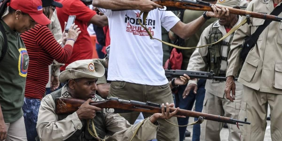 """""""Ejercicio Soberanía Bolivariana 2017"""": Venezuela despliega su aparato militar ante """"amenaza"""" de Trump"""