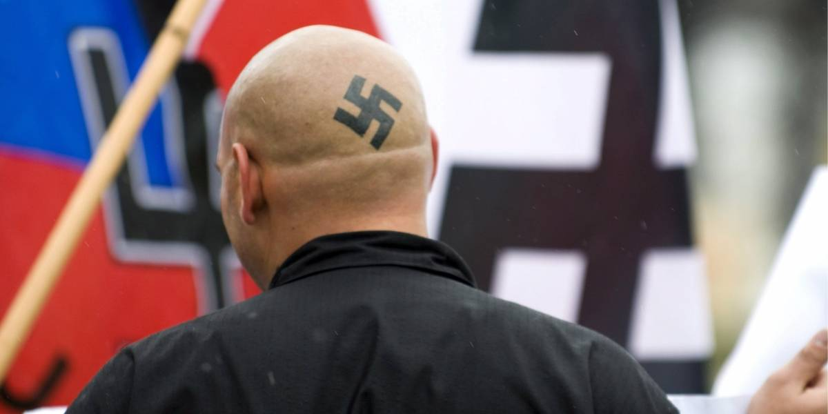 Aplicaciones de amor expulsan usuarios nazis