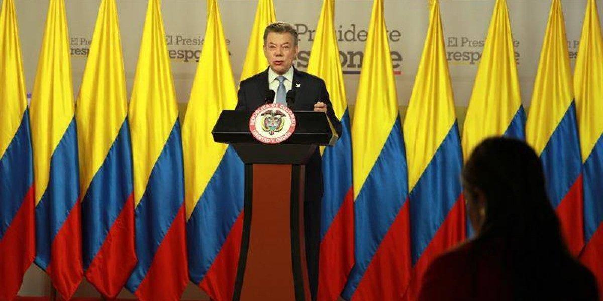 Colombia: Juan Manuel Santos pide archivar investigación por caso Odebrecht