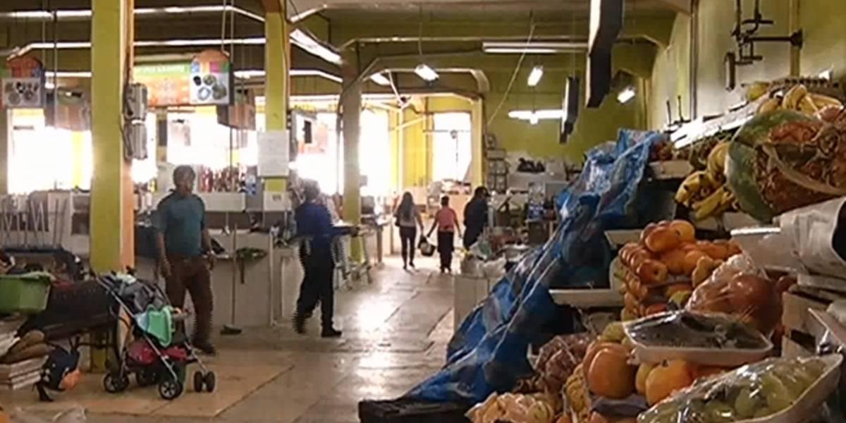 Mercado Santa Clara no atenderá al público el lunes