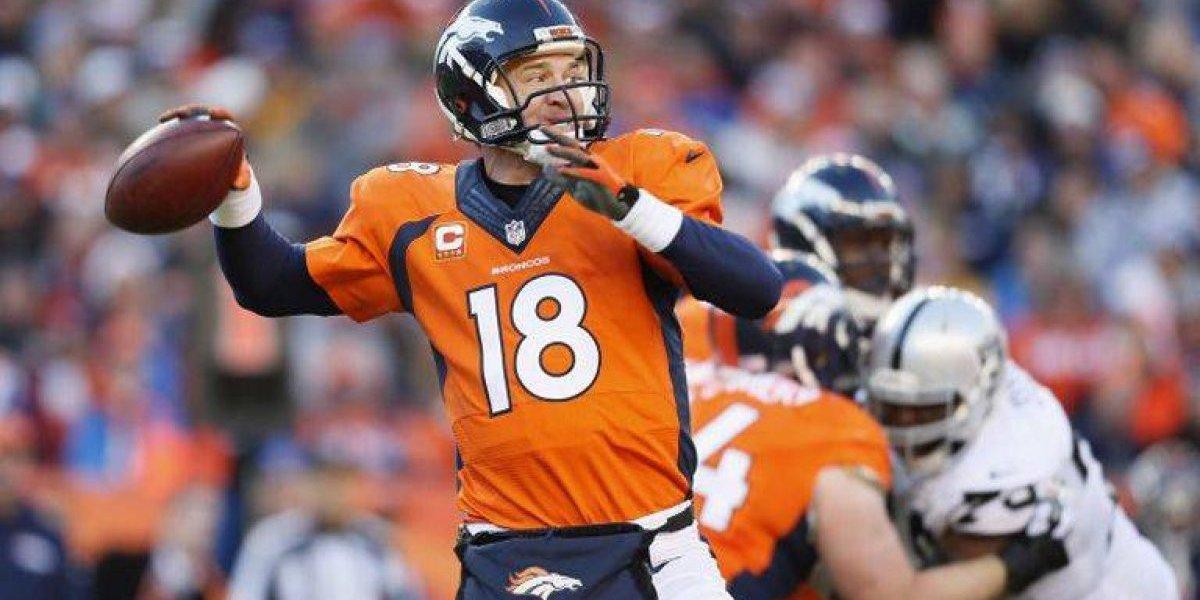 Peyton Manning 'lanzará' tips a jóvenes en la CDMX