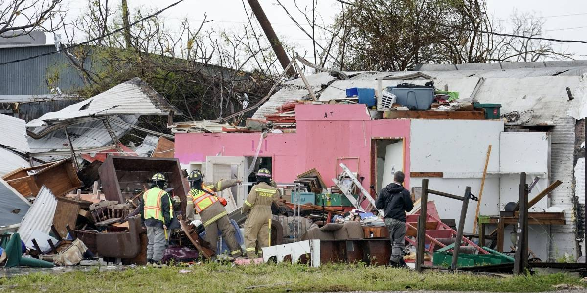 Guayaquil se solidariza ante emergencia de huracán Harvey