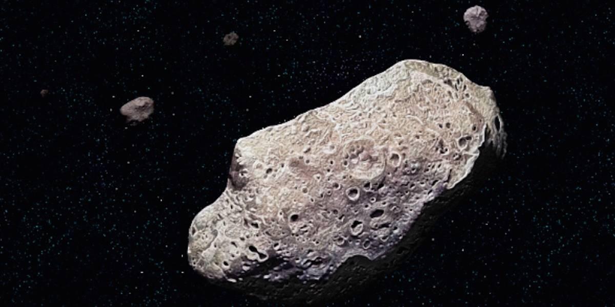 Peligroso asteroide pasará muy cerca de la Tierra este domingo