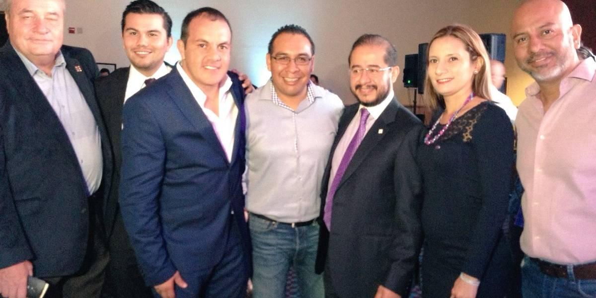 PES invita oficialmente a Cuauhtémoc Blanco para ser candidato a Gobernador por Morelos