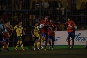 Nuevo gol para Blas Pérez