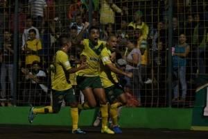 Quinto gol de Pereira en el torneo