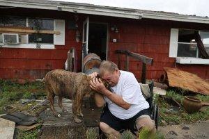 Huracán Harvey deja desastres