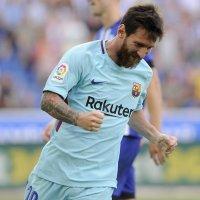 Doblete de Messi en la victoria del Barsa