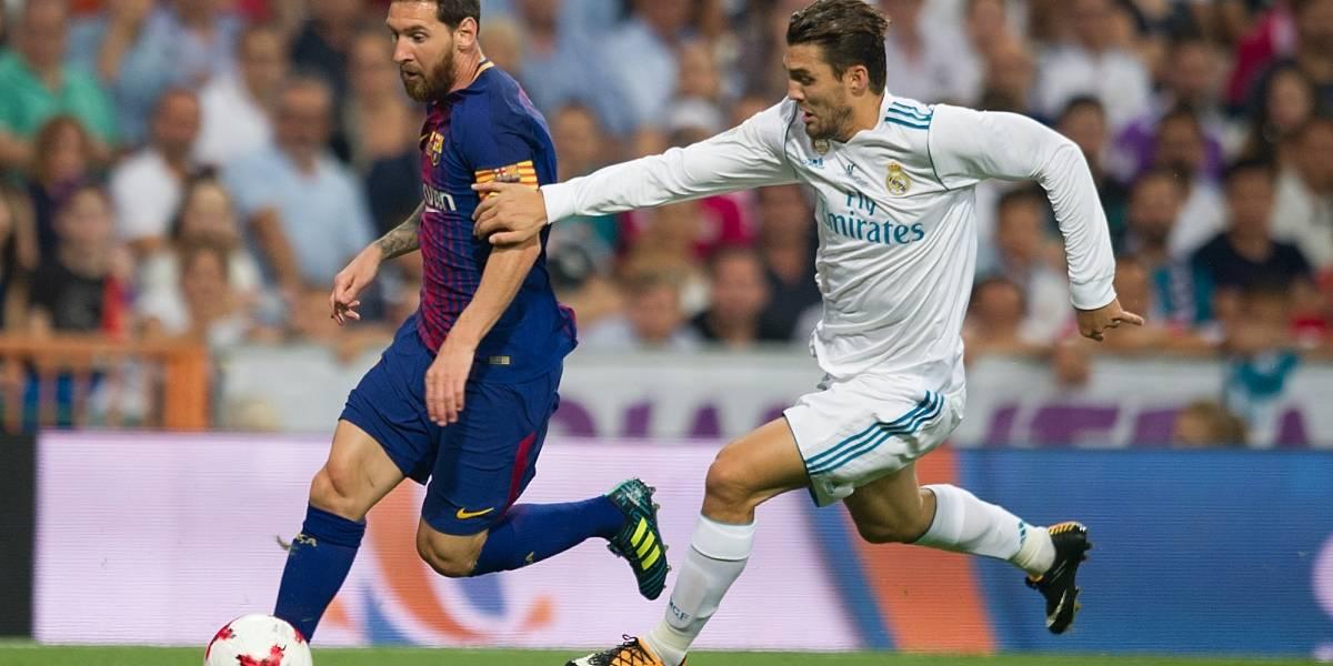 Real Madrid anunció la contratación de Lionel Messi