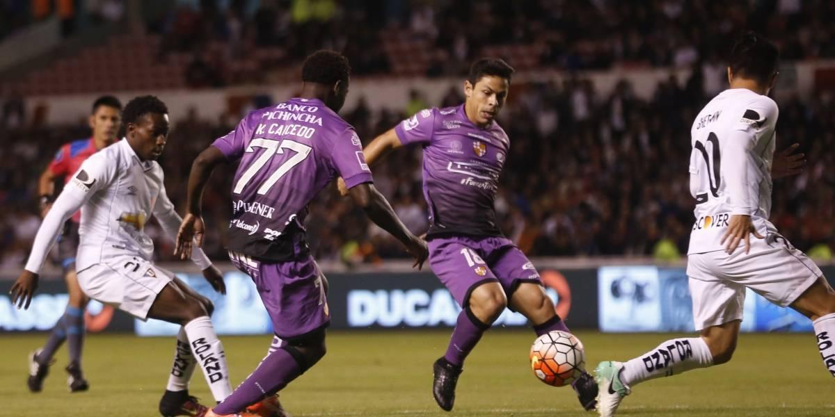 Resumen de la fecha 7 del campeonato ecuatoriano de fútbol