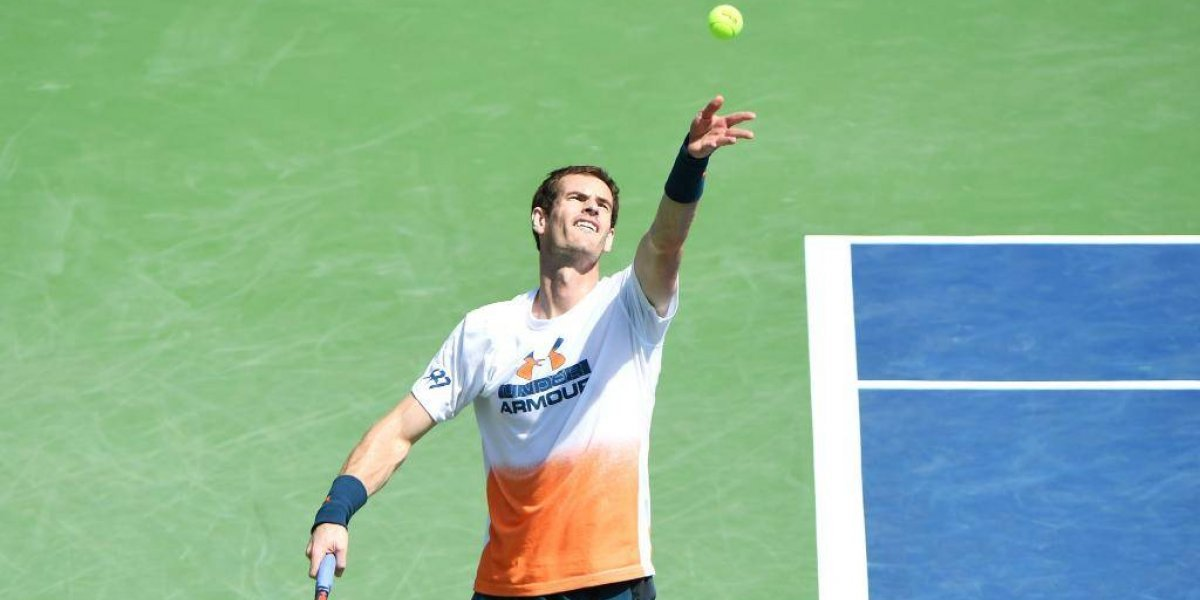 Andy Murray no jugará el US Open