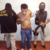 Nery Rolando González, pandillero del Barrio 18